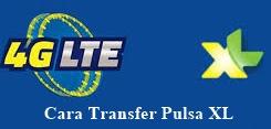 Cara Transfer Pulsa Xl Ke Operator Lain