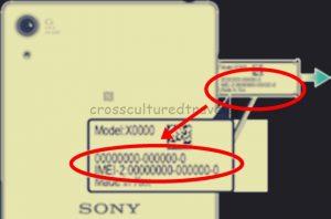 Cara Cek Imei Sony Melalui Sim
