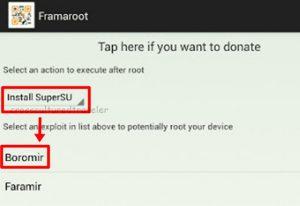 Cara Root Oppo Tanpa Pc Menggunakan Framaroot