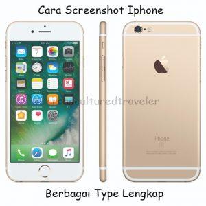Cara Ss Iphone
