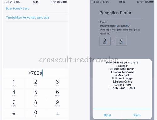 2020] Cara Tukar Poin Telkomsel ke Pulsa, Kuota, KFC Work!