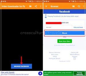 Download Video Facebook Menggunakan Aplikasi