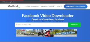 Download Video Fb Menggunakan Getfvid