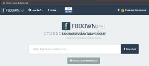 Download Video Fb Menggunakan Fbdown