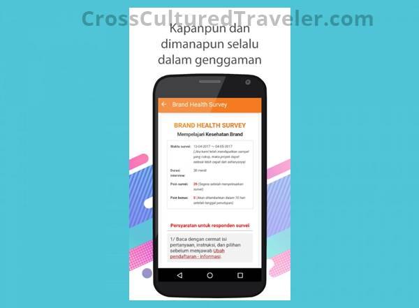 Menggunakan Aplikasi Nusaresearch